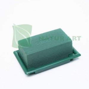 11-40423 TABLE DECO MINI VERDE 13/9/5cm OASIS
