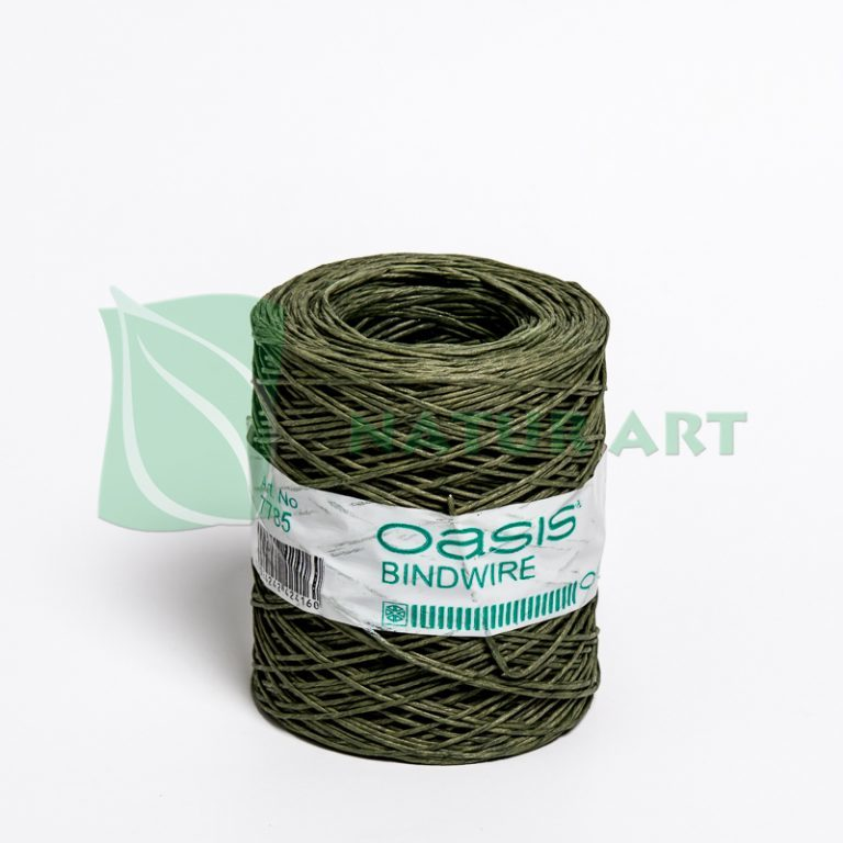 40-07785 BINDWIRE VERDE 0,4 mm/205m OASIS®
