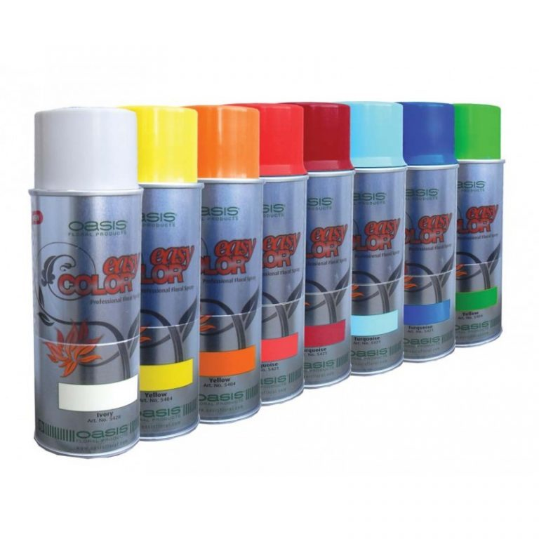 SPRAY EASY COLOUR SOLVENT 400ml OASIS®