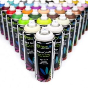SPRAY CULOARE Floralife® Aqua Colors OASIS®