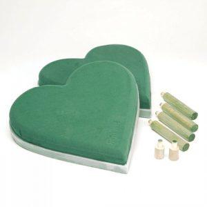 INIMA PLINA BURETE UMED OASIS® ECObase® Deco Heart