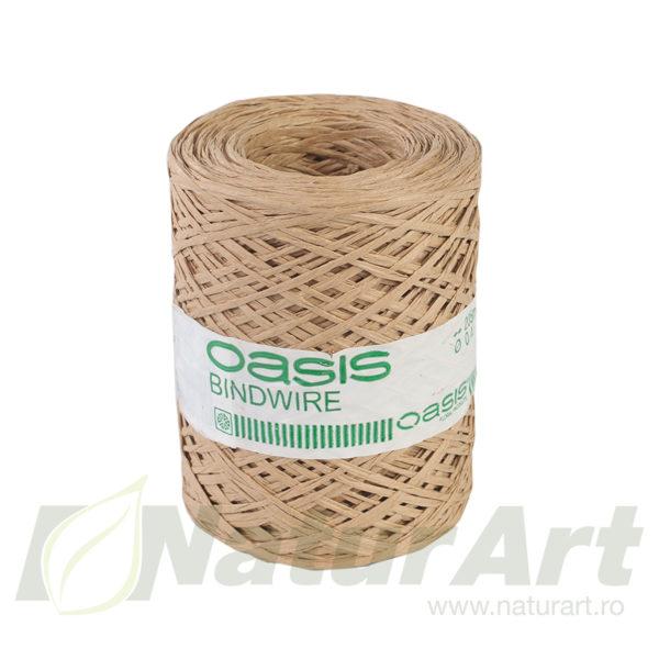 40-07784 BINDWIRE NATUR 0,4mm/205m OASIS®