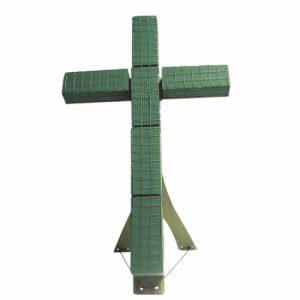 11-07389 CRUCE VERTIC. CU STATIV 85x50x5,5cm OASIS® BIOLINE®