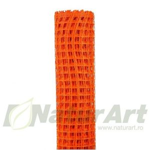 10-00 PLASA TEXTIL BUMBAC ORANGE 50cm5mL FL